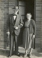 Grandad Arthur Richards & Grannie Richards